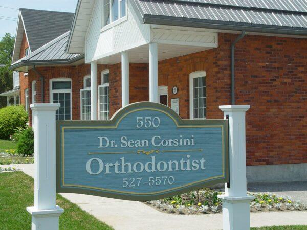 Dr. Sean Corsini Orthodontist