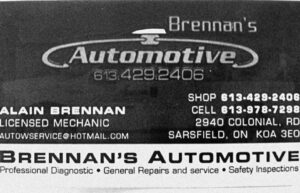 Brennan's Automotive
