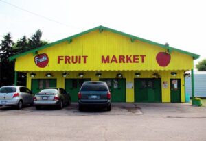 Fred's Fruit Market