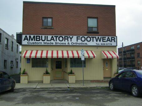 Ambulatory Footwear